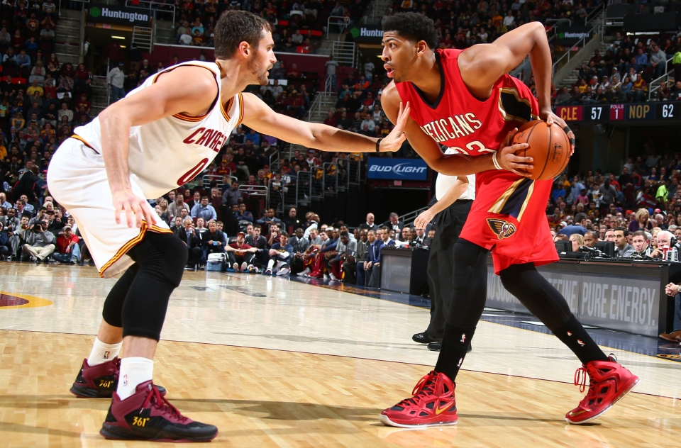 New Orleans Pelicans v Cleveland Cavaliers
