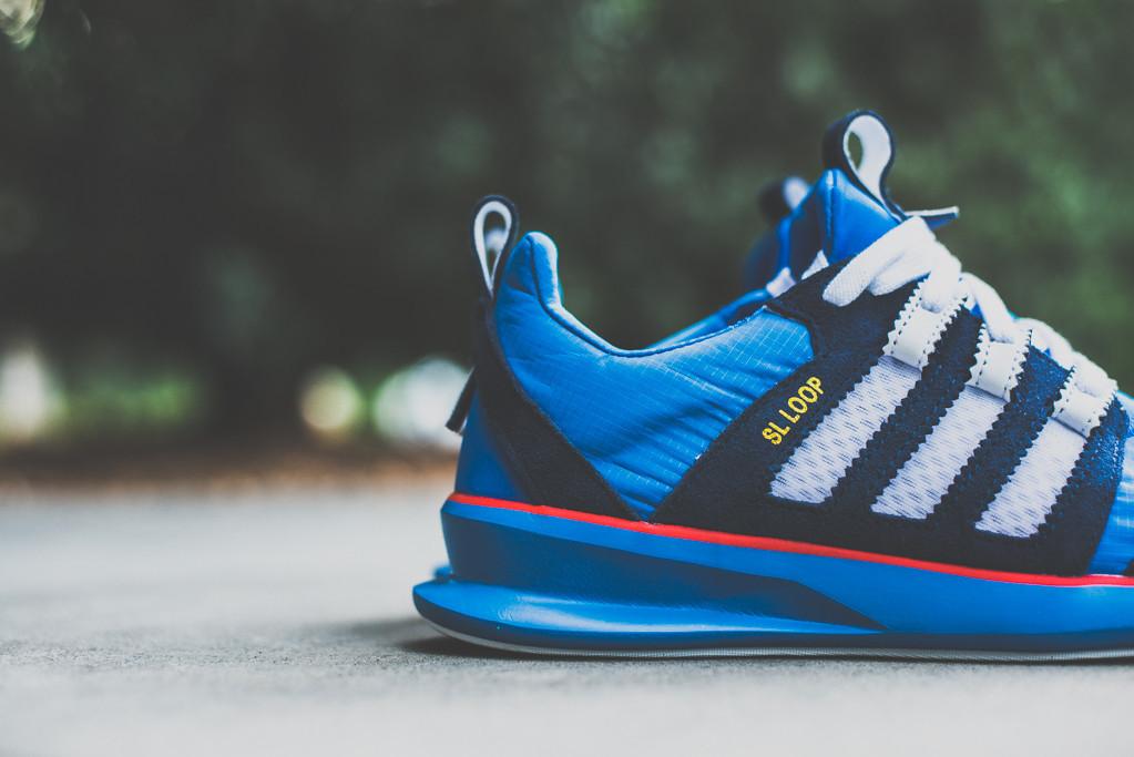 adidas SL Loop Runner – Blue Bird