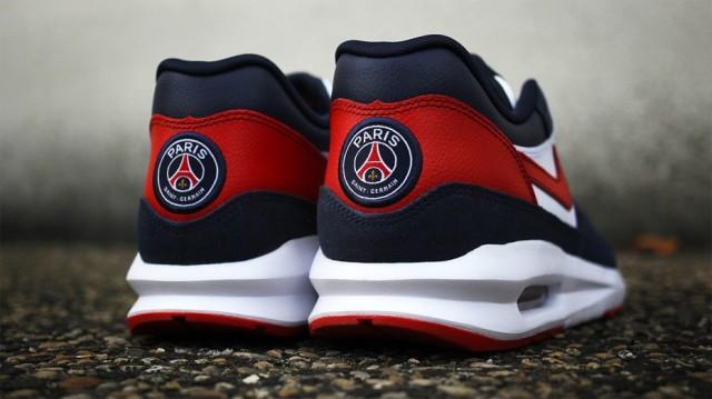 abf4ce5cf3 NIKE AIR MAX LUNAR1 PREMIUM Paris Saint-Germain | sneaker gazer